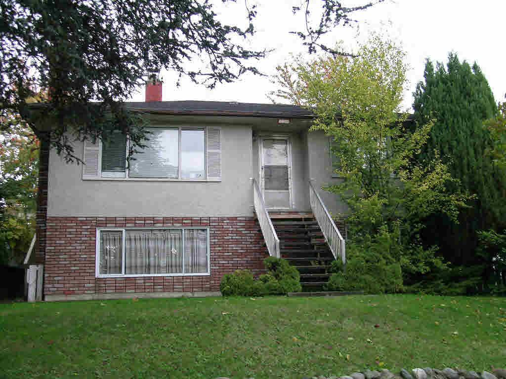 View lot in South Slope. Sold 'as is, where is'. Close to skytrain station, Metrotown & bus route. Tenanted. Offers welcome!