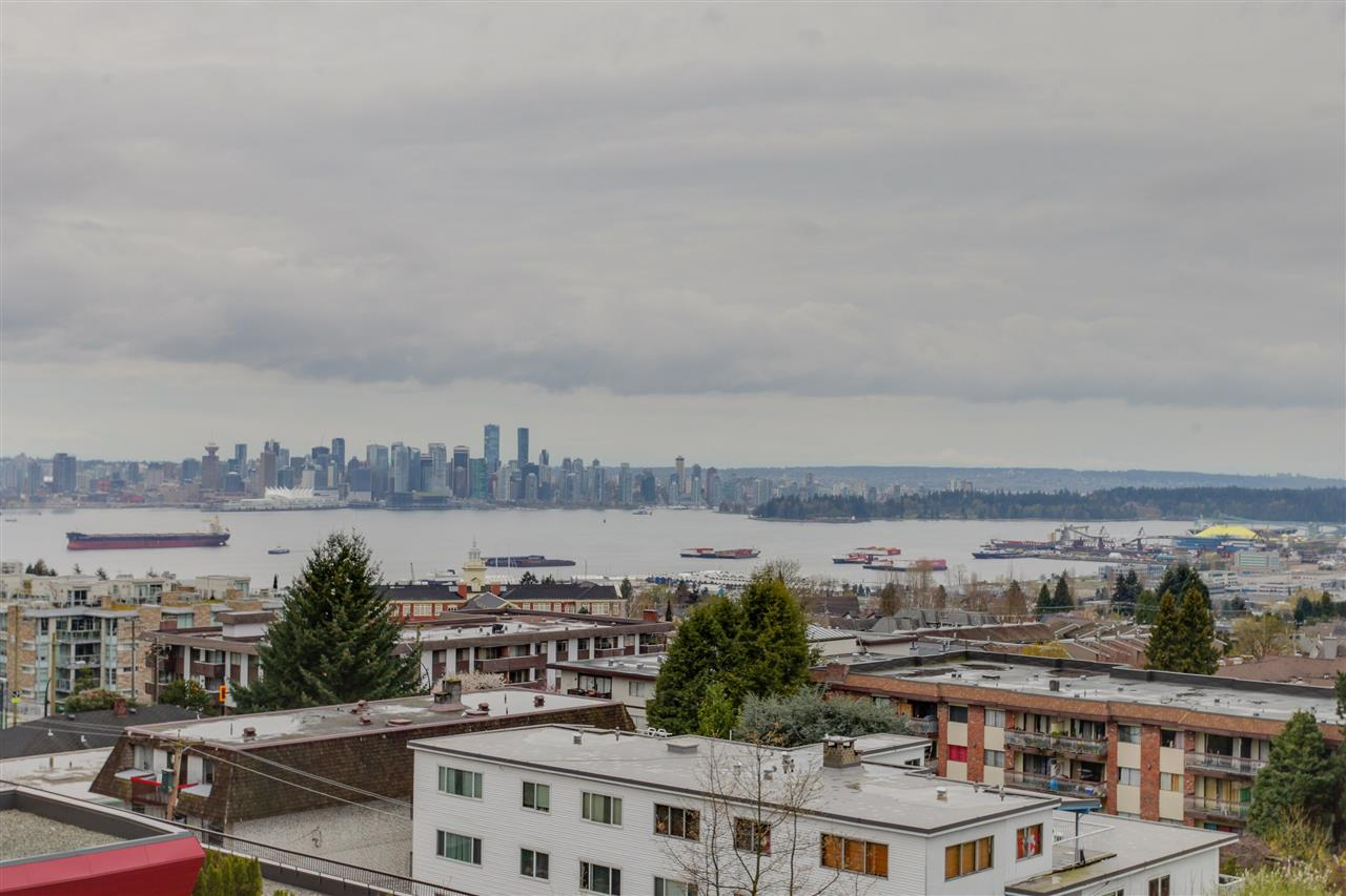 One of the best and well priced home in most sought after Central Lonsdale area. Welcome home to a beautiful 2 bed and 2 bath unit. This modern & prestigious tower designed by award winning architect, IB-HB. Step in to the living room with large floor to ceiling windows for ample natural light and stunning views from each room. Enjoy the breathtaking views of Vancouver Harbor, and the glowing Lions Gate Bridge at night. Entertain family and friends at the modern kitchen with granite counter tops, SS appliances and match backsplash. Building amenities includes party lounge, community garden and bbq on site, party lounge, boardroom, and exercise center. Hurry while it lasts in this seller's market. Open house cancelled.