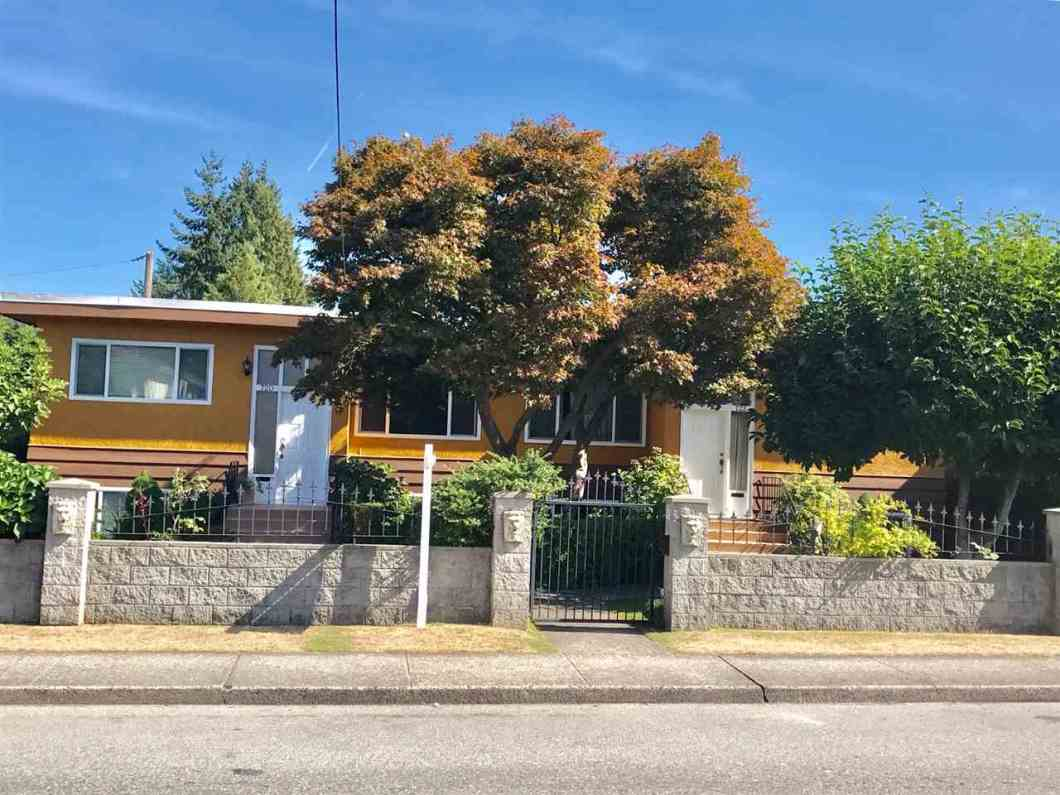 Great location! North Burnaby Duplex central to everything. Well maintained good income generating property. Seconds from bus stop, walking distance to Hastings and Kensington Plaza. Close to SFU and BCIT. OPEN HOUSE Sunday October 22nd 2-4PM.