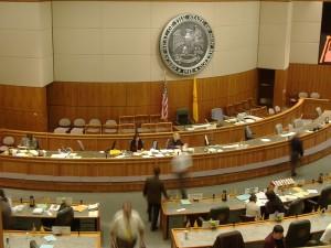 New Mexico State Senate. Wikicommons