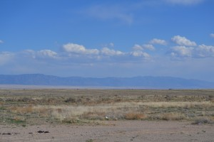 A portion of the proposed sight of the Santolina Master Plan  Photo: Andy Lyman