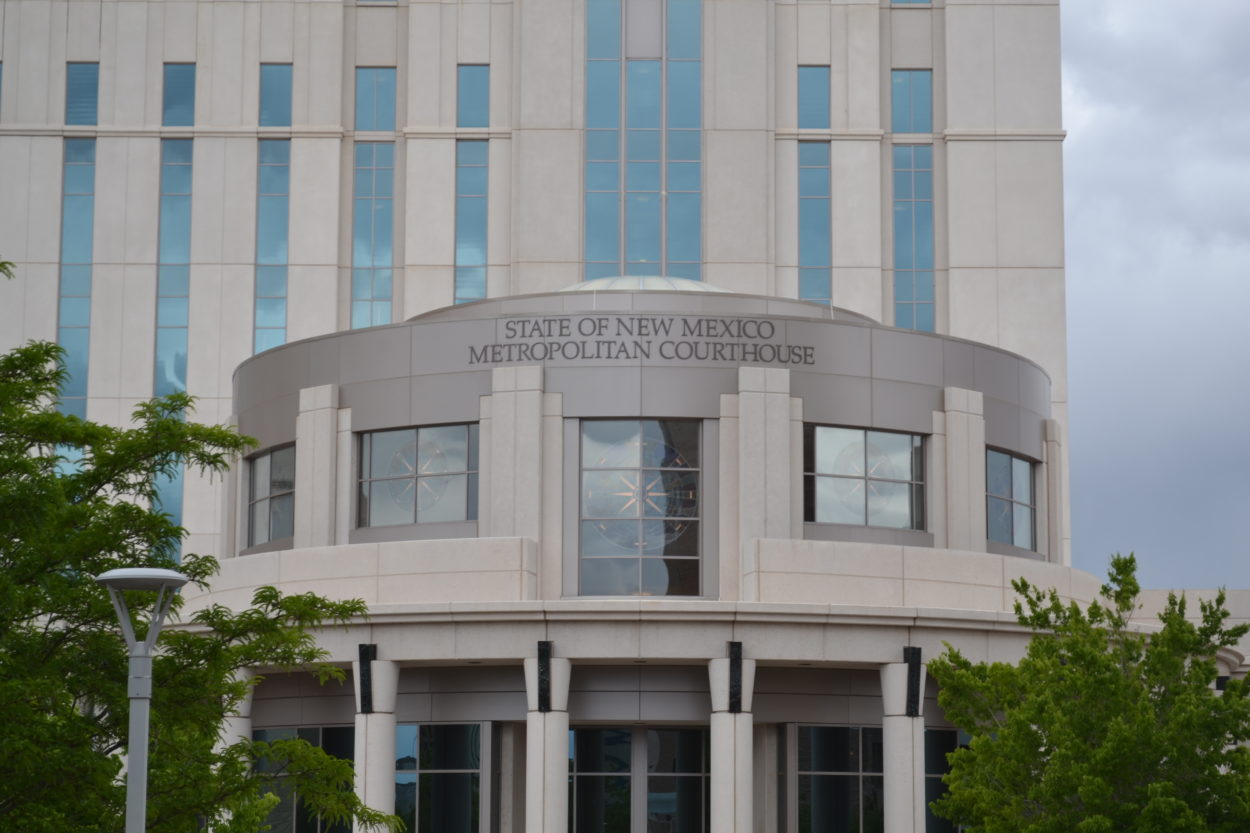 New Mexico State Judiciary Case Lookup Disclaimer