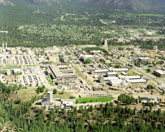 Los Alamos National Labs, Wikicommons