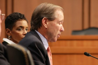 Congresswoman Donna Edwards and Sen. Tom Udall. Photo Credit: Talk Radio News Service cc