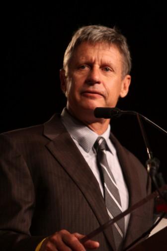 Former New Mexico Governor Gary Johnson. Photo Credit: Gage Skidmore via cc