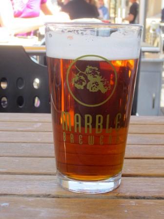Marble Brewery beer. Photo Credit: kbrookes cc