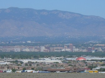 Albuquerque from the Westside. Photo Credit: jimmywayne cc