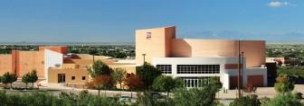 A photo of the Tays Center at the New Mexico State University-Alamogordo Campus. Photo via university website.