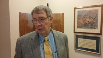 Senate Minority Leader Stuart Ingle, R-Portales