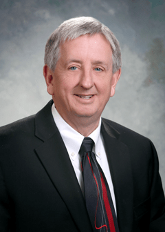 Rep. James Smith, R-Sandia Park