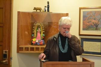 Nancy Jo Archer, former director of Hogares, a former behavioral health agency.