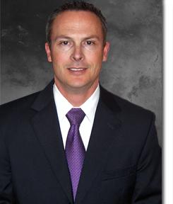 Department of Public Safety Secretary-Designate Scott Weaver