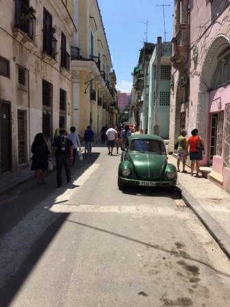A photo of Havana. Photo Credit: Javier Martinez.