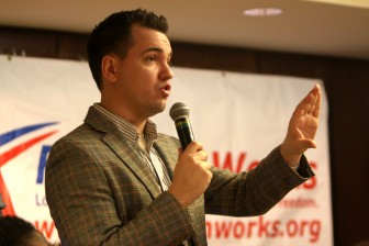 Austin Petersen. Photo Credit: Gage Skidmore cc