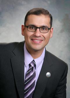 State Rep. Javier Martinez, D-Albuquerque.