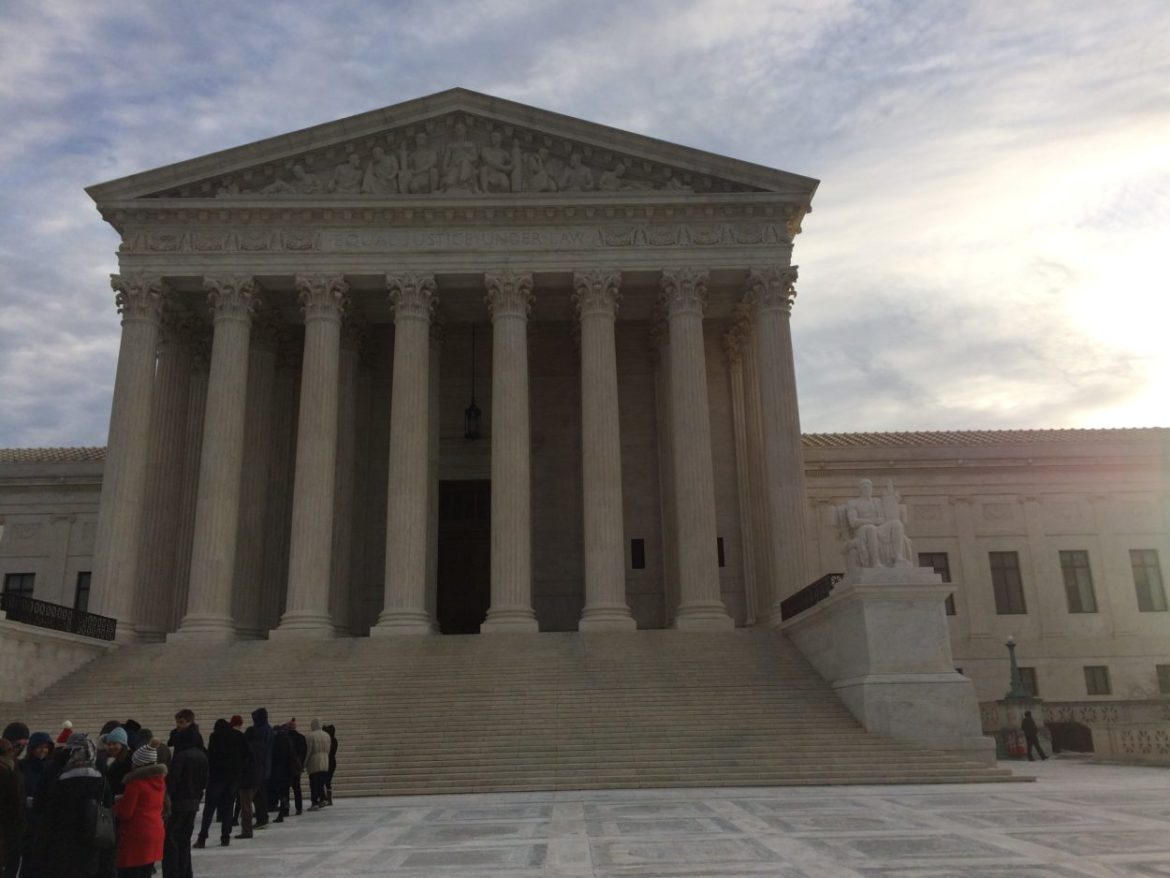 Unanimous Supreme Court Expands Scope >> U S Supreme Court Issues Opinion On Texas V New Mexico Colorado
