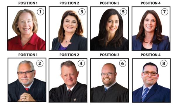 A win by two or more challengers would give women first-ever majority on New Mexico Court of Appeals