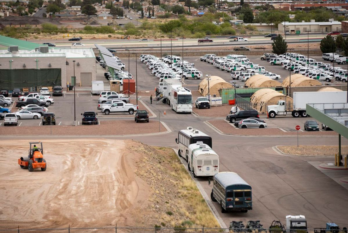 Temporary immigration detention facilities to open in El Paso, Rio Grande Valley