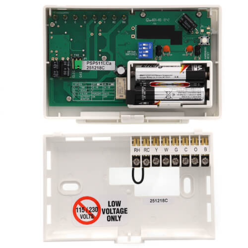 psp511lc  lux psp511lc  luxpro programmable thermostat 1