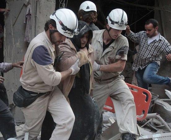 white helmets-donate to syria