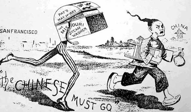 Original 1920s Cartoon Political