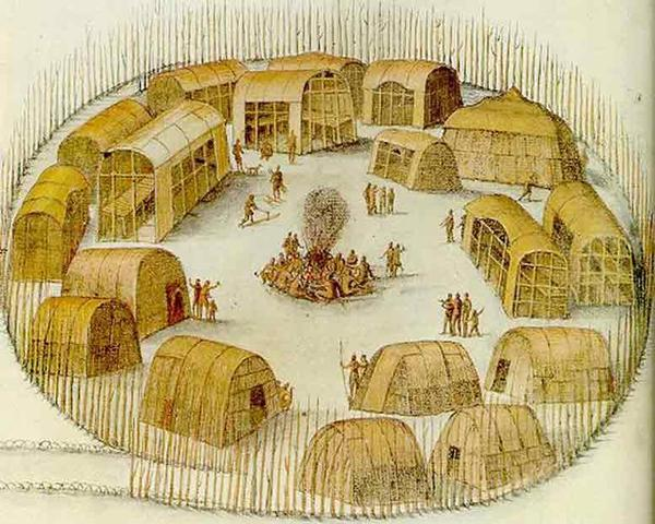 Rhode Island Colonial Village