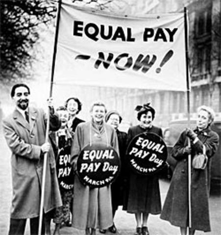 Women's Rights Movement (post 1945) timeline | Timetoast ...
