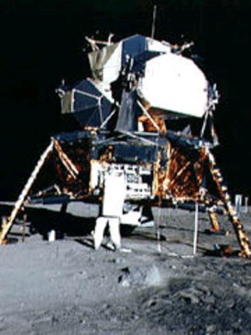 Zander Davis Space Race timeline Timetoast timelines