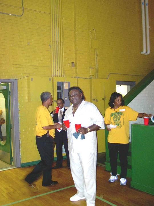 Memphis T High Booker Tn School Washington