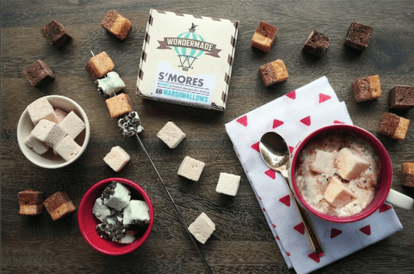 Image result for hot chocolate wondermade marshmallows