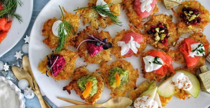 How to throw a Latke Party for Hanukkah