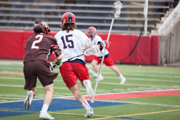 Men's Lacrosse comeback falls short against No. 9 Virginia ...