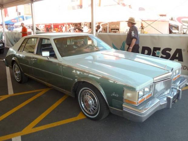 1981 Cadillac Seville 4-Dr. Sedan