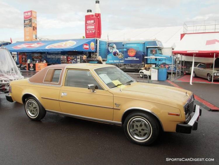 1981 AMC Concord DL Coupe