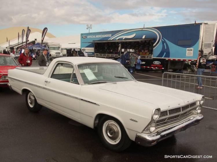 1967 Ford Fairlane Ranchero Pickup