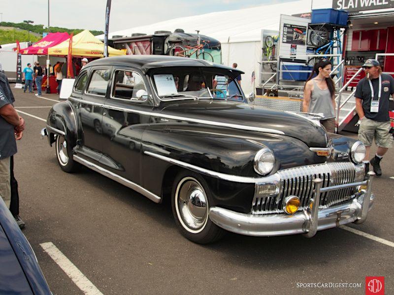 1949 DeSoto Custom 4-Dr. Sedan