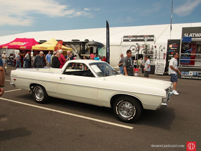 1968 Ford Ranchero Pickup