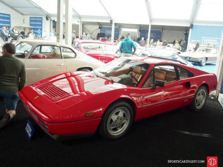 1989 Ferrari 328 GTB Coupe