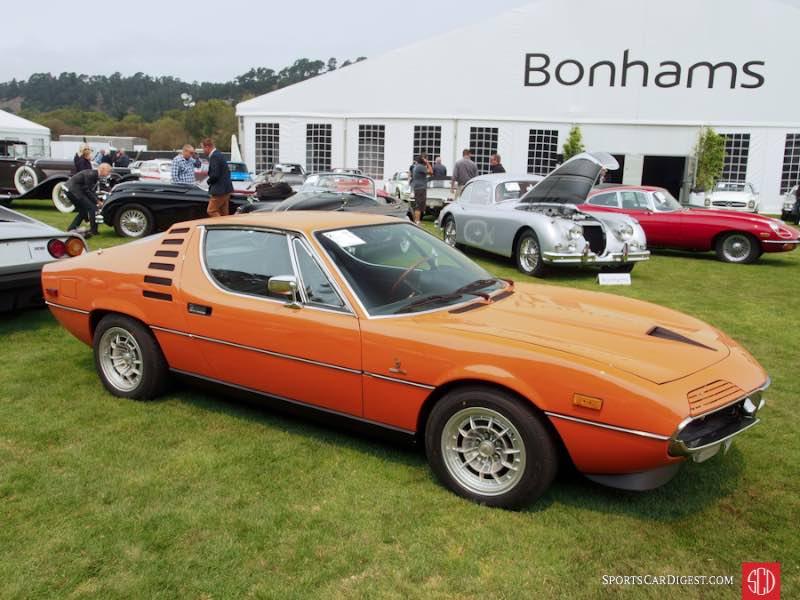 1974 Alfa Romeo Montreal Coupe