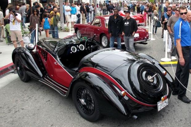 1936 Alfa 6C2500 Tony Shooshani