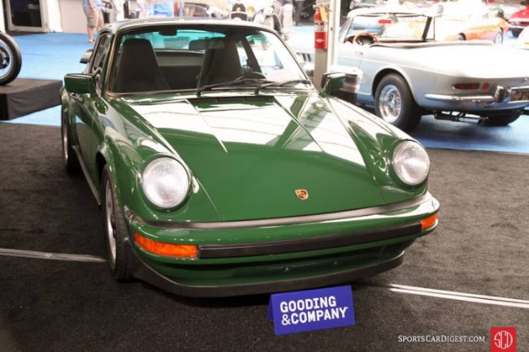 1989 Porsche 911 Carrera Club Sport Coupe