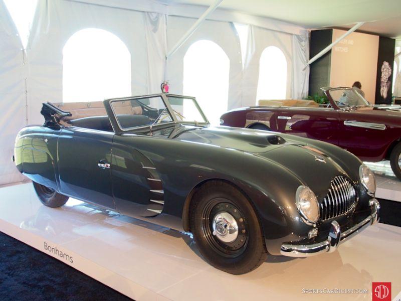 1949 Veritas Scorpion Cabriolet, Body by Spohn