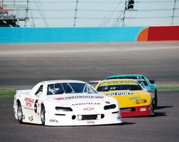 Andy Porterfield, Chevrolet Camaro GT1