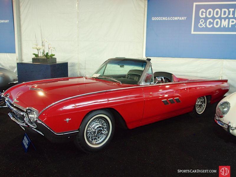 1963 Ford Thunderbird Sport Roadster
