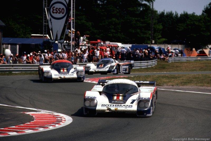 1982 24 Hours Of Le Mans Race Profile History Photos