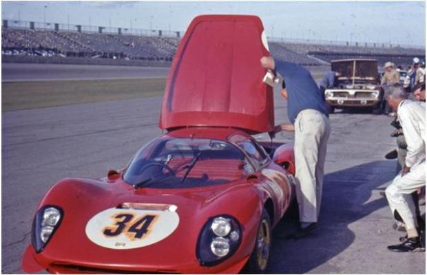 Modern Classic Motors #34 Dino 206 S