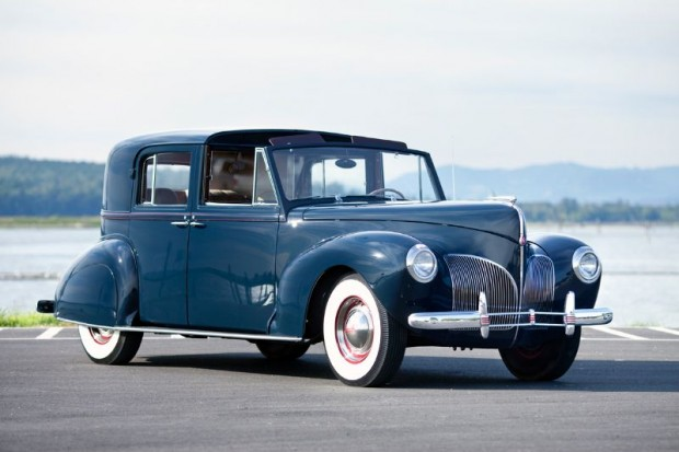 1941 Lincoln Continental Town Car, Body by Brunn & Co.
