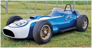 1960 Scarab Grand Prix Race Car