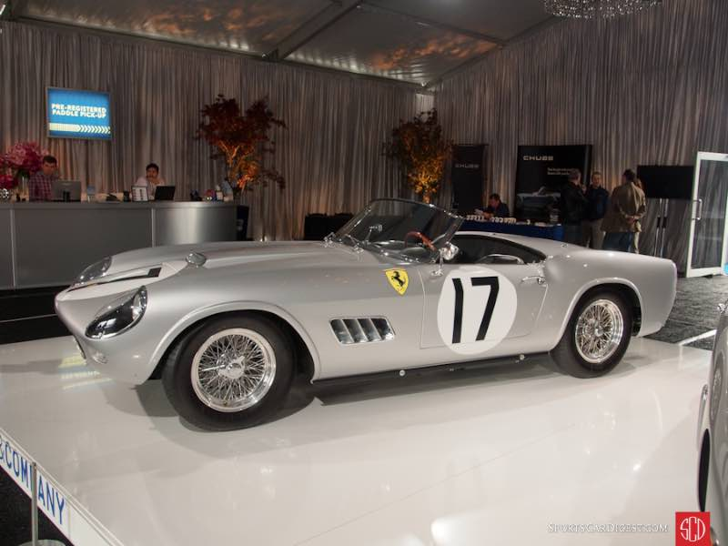 ferraris sold at auction in 2016 photos report analysis. Black Bedroom Furniture Sets. Home Design Ideas