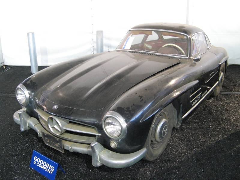 Gooding Company Scottsdale 2014 Auction Report